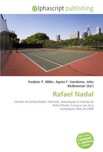 Rafael Nadal: Carrière de Rafael Nadal, Palmarès, statistiques et records de Rafael Nadal, Espagne aux Jeux olympiques d'été de 2008