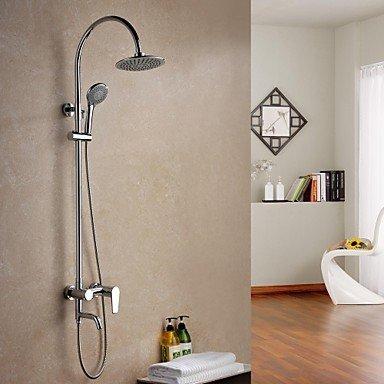 miaoge Dusche Wasserhahn modernes Regen Dusche Messing Chrom