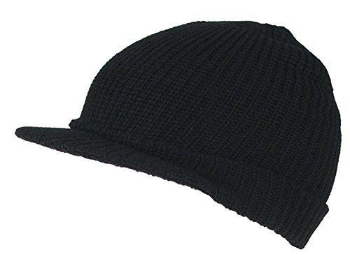 Trendy Jeep Cap - Mütze mit Schild schwarz Schwarz