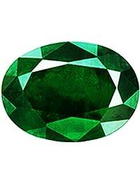 STAR GEMS 9.25 Ratti Emerald (Panna Stone) 100 Certified Natural Gemstone AAA Quality