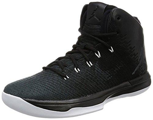 Jordan Men's Air XXXI, Black/Anthracite-White