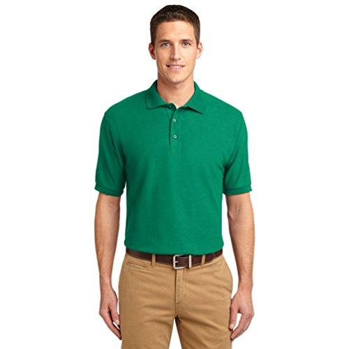 new-port-authority-silk-touch-sport-shirt-harvest-gold-m-kelly-green-us-xxxxxl