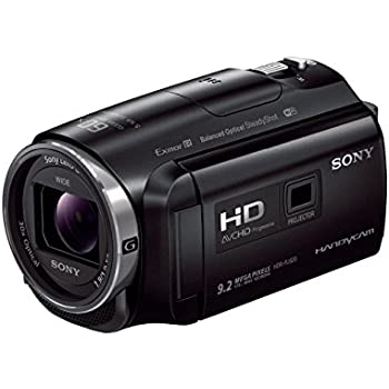 sony video camera. sony hdr-pj620 full hd camcorder with built-in projector (30x optical zoom video camera