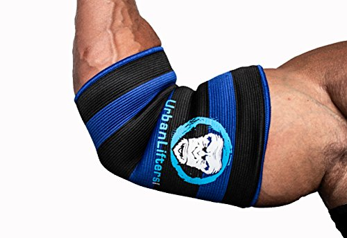 Urban Lifters Elbow Sleeves Double Ply (XL)