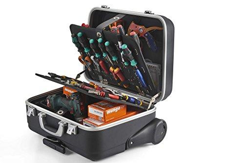 Plano PC 620E - Trolley porta herramientas profesional en ABS, antigolpes de gran espesor