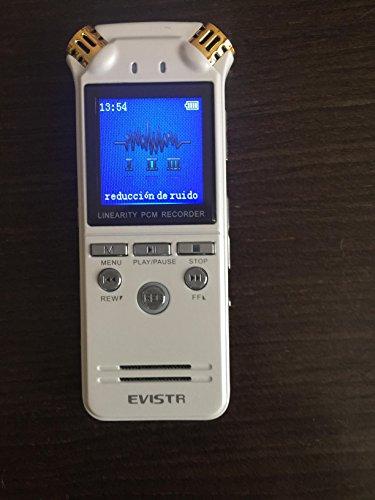 EVISTR Grabadora de Voz...