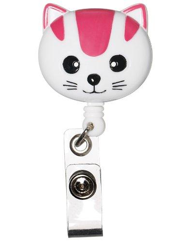 NCD Medical/Prestige Medical S14-CAT Retracteze Id Holder- (Holder Badge Id Retractable)