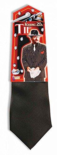 Kostüme 30er Gangster Jahre (Unifarbene 20er 30er Jahre Gangster Krawatte Farbauswahl,)
