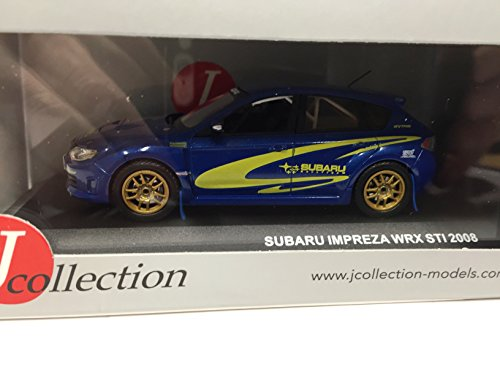 subaru-impreza-wrx-sti-2008143-j-collection-voiture-diecast-jcl096