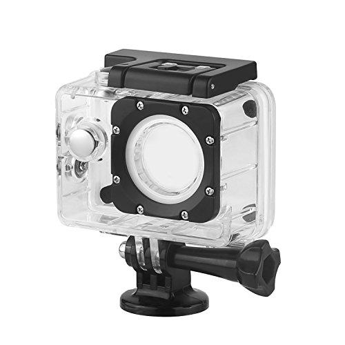 Taschen Wasserdicht Gehäuse Unterwassergehäuse für Victure Apeman VicTsing VTIN Action Kamera