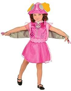 Rubie's 610503, Costume Bambino Skye Cucciolo Paw Patrol,  X-Small