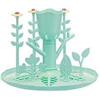 CORESUFUYBABY COREYCHEN innovatives Haus Garten Baby Flasche Schnuller Arbeitsfläche Baum Trocknen Rack Tragbar Multifunktionale Baby Stillflaschenregal Trockner