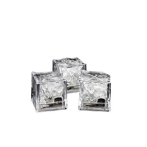 (Togel 1Pc Constantly Bright Glow LED Ice Cubes Fluorescent Lights Props Wedding Bar Partei Spielzeug Geschenk Halloween Babyspielzeug Kürbis Kinderspielzeug Holzspielzeug Halloween Spielzeug)
