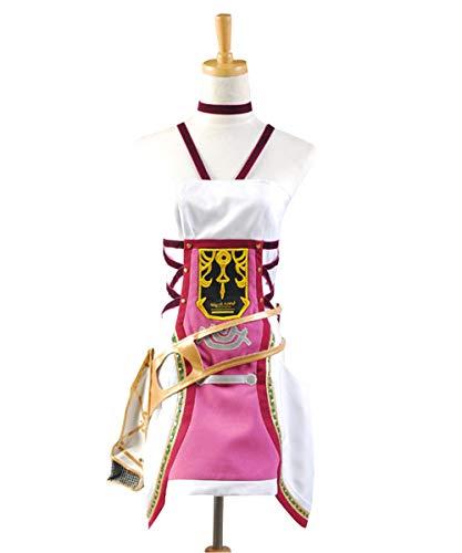 Sunkee Final Fantasy 13 Cosplay Serah Farron Kostüm, Größe XL ( Alle Größe Sind Wie Beschreibung Gesagt, überprüfen Sie Bitte Die Größentabelle Vor Der Bestellung - Serah Cosplay Kostüm