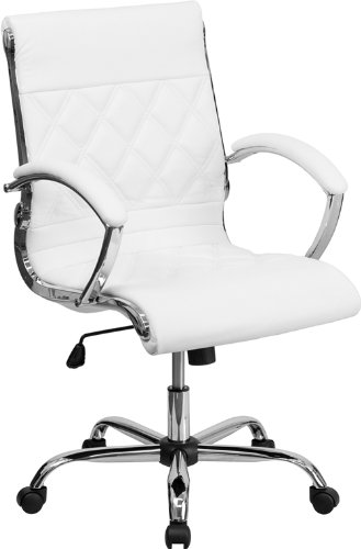 flash-furniture-mid-back-designer-white-leather-executive-swivel-office-chair-with-chrome-base