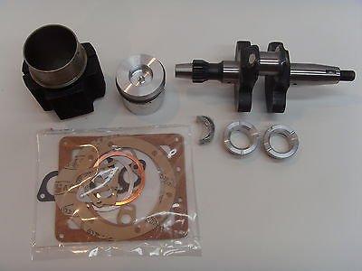 Kit revisione cilindro pistone albero motore DIESEL LOMBARDINI 6LD400 KIT6BCN2 - Motore Diesel A Gomito