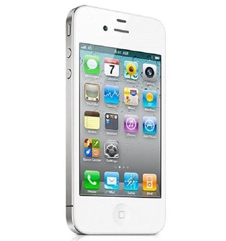 Apple iPhone 4S Blanc 16Go Smartphone Débloqué (Reconditionné