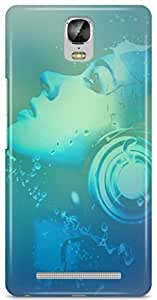 Expert Deal Gionee Marathon M5 Plus Back Cover Case Cover Cover Best 3D Printed Hard Designer