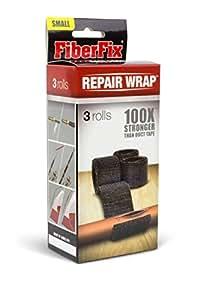 FiberFix 857101004013Reparatur-Wrap, schwarz, 857101004280