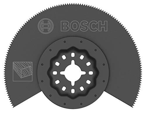 Bosch Segmentsägeblatt (für Holz, Zubehör für Multifunktionswerkzeuge Starlock)