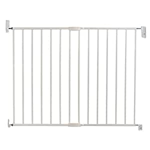 Lindam Push To Shut Easy Close Extending Metal Safety Gate