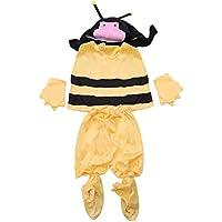 BESTOYARD Costumi per bambini Costume di Halloween Costumi spettacolo di Halloween Set - Taglia M (Giallo)