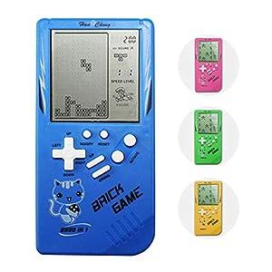 BESTLLE Spielkonsole Handheld Classic Nostalgic Lernspielzeug für Kinder Kinder