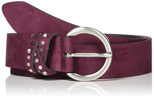 Stil & Co-woman-stretch Gürtel (BRAX Damen Gürtel Damengürtel, Rot (Merlot 42), 85)