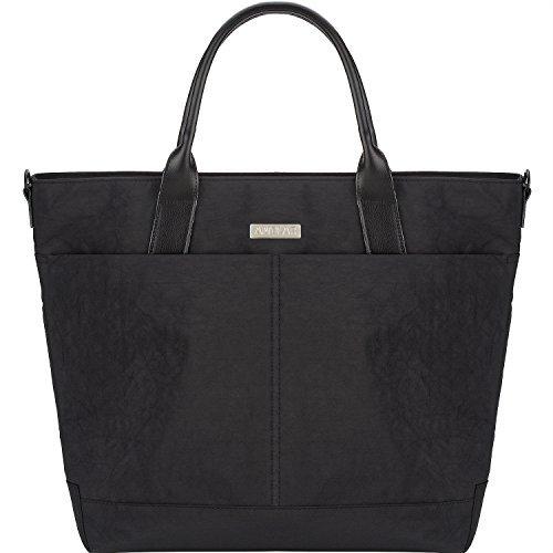 Laptop Tote, Reisen Business Arbeit Schultertasche, Handtasche mit Geldbörse Tasche (Laptop Womens Tote Tasche)