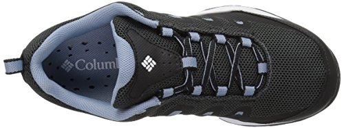 Columbia Vapor Vent, Scarpe Sportive Outdoor Donna Nero (Black, Dark Mirage 010)