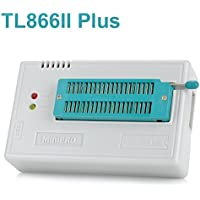 ARCELI Programador BIOS EEPROM Flash de Alto Rendimiento USB TL866II Plus para ATMEL AVR ATMEGA AT90 PIC GAL SRAM CMOS