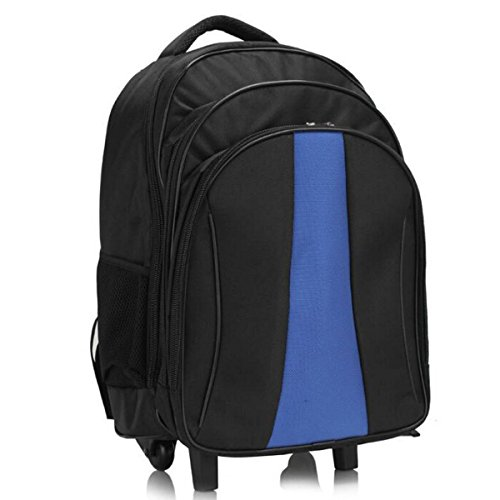 Casual Business Trolley Rucksack Shockproof Strap Computer Tasche Schultertasche Reise Schultertasche,Blue
