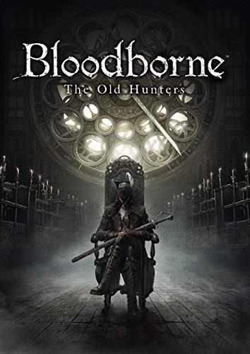 BLOODBORNE : THE OLD HUNTERS - Imported Video Game Wall Poster Print - 30CM X 43CM Brand New PS4