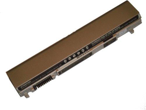 vhbw Li-Ion Batterie 4400 mAh (11.1 V) Argent pour ordinateur portable TOSHIBA Dynabook NX/76gbl, NX/76gpk, NX/76gwh, NX/76JBL comme pa3612u de PA3817U-1BAS, PABAS103.