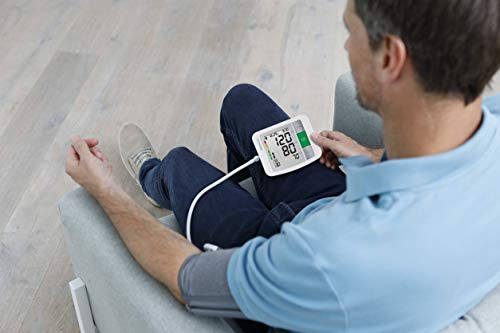Medisana BU 510 Oberarm-Blutdruckmessgerät mit Arrhythmie-Anzeige - 5