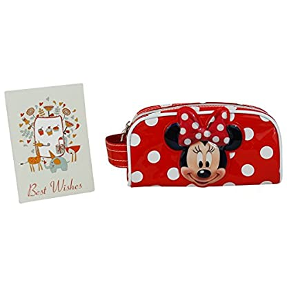 Disney Minnie Mouse Infantil Set De Material Escolar