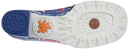 Art Damen 0079f Fantasy Bristol Pumps Mehrfarbig (Hawai)