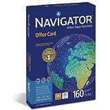 NoName Navigator Office Card A4 160g/qm weiß VE=250 Blatt