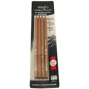 Wolff 'S Kohlebleistift-Set
