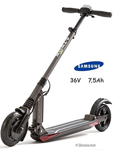 E-Twow Booster Samsung 7,5Ah Patinete,Gris Antracita, Talla Única