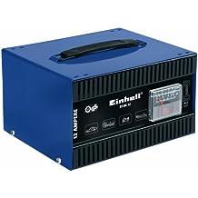 Einhell BT-BC 12 - Cargador de batería de vehículos, color azul