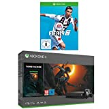 Xbox One X Shadow of the Tomb Raider Bundle + FIFA 19 - Standard Edition - [Xbox One]