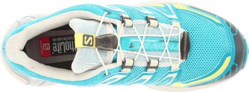 SALOMON XT Hornet Scarpa da Running Donna Blu/Giallo