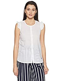 Pepe Jeans Women's Body Blouse Top