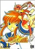 Angelic Layer, tome 2 de Clamp ( 16 octobre 2001 )