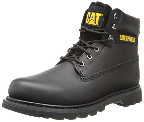 Caterpillar Colorado 6 Inch Black Mens Boots Noir