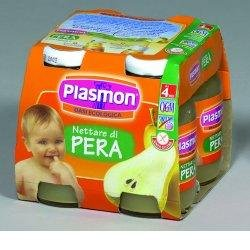 ( 5526 ) PLASMON (HEINZ ITALIA) PLASMON BEBIFRUTT PERA125MLX4P