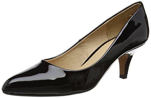 Lotus-Scarpe décolleté da donna CLIO, colore: nero Nero (nero)