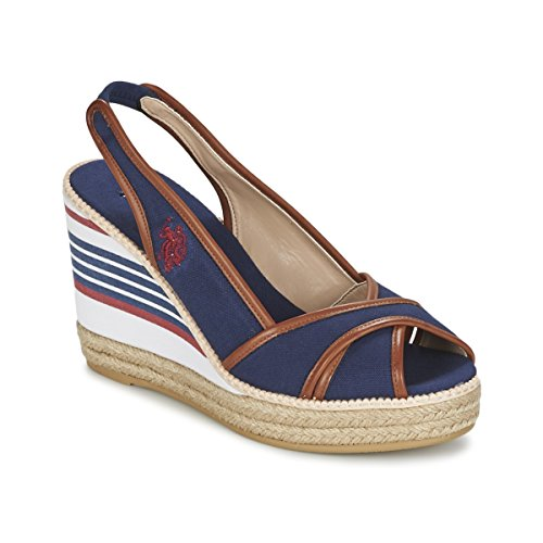 U.S. Polo ASSN. - Shoes - Sandalo da Donna, Scarpe da Donna, Zeppe aperte sul davanti