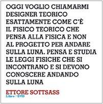 Design interviews. Ettore Sottsass. Ediz. italiana e inglese. Con DVD Ettore Sottsass Alessi